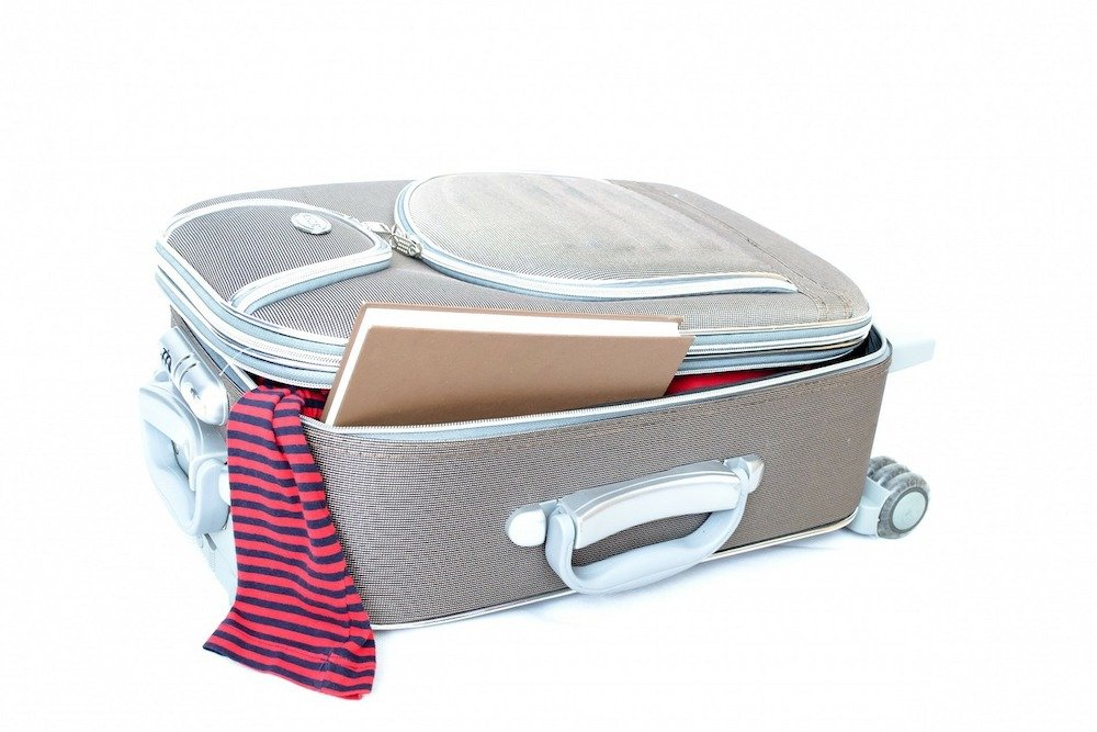A small suitcase - Best luggage sets