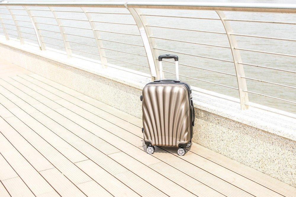 Hardside luggage - Small suitcase