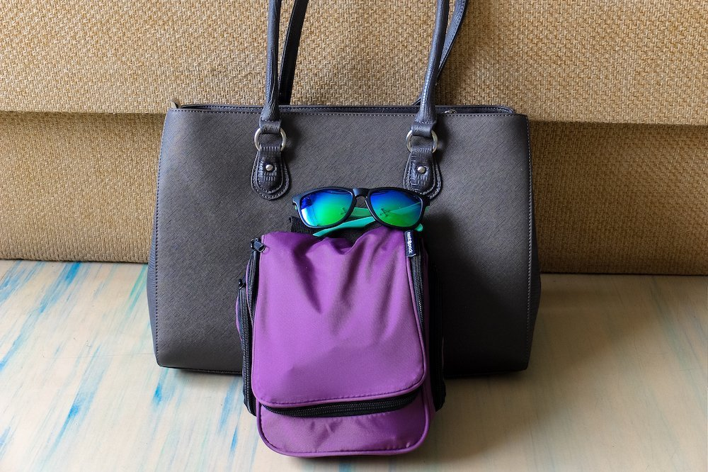 My Neatpack hanging toiletry bag (compact) - The best travel toiletry bags