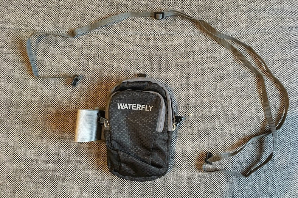 The WaterFly Arm Bag