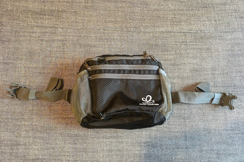 The WaterFly Large Waist Bag