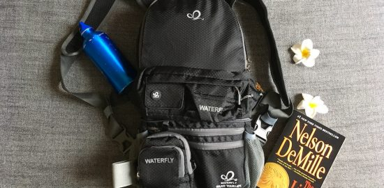 The WaterFly Smart Backpack