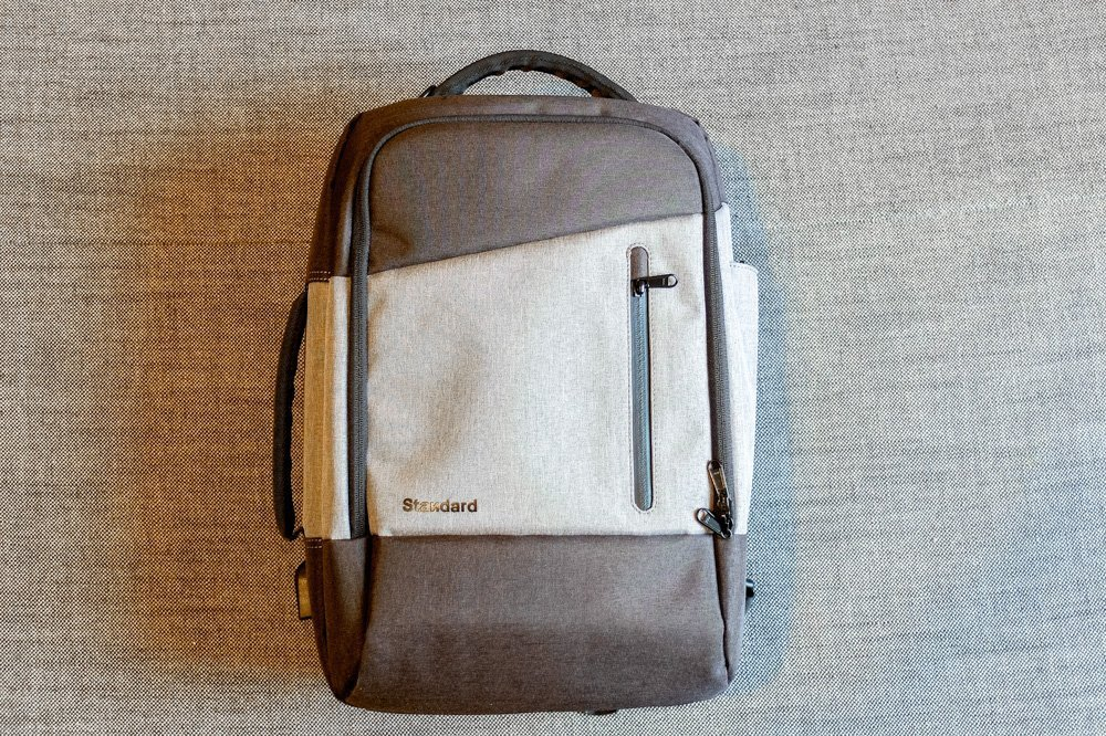 Standard Luggage Daily Backpack-front