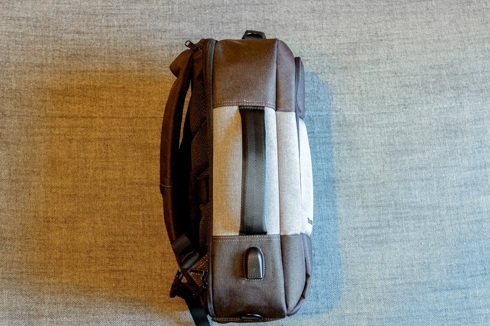 Standard Luggage Daily Backpack - side