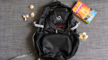 Waterfly packable daypack