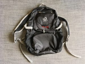 Waterfly packable daypack - front
