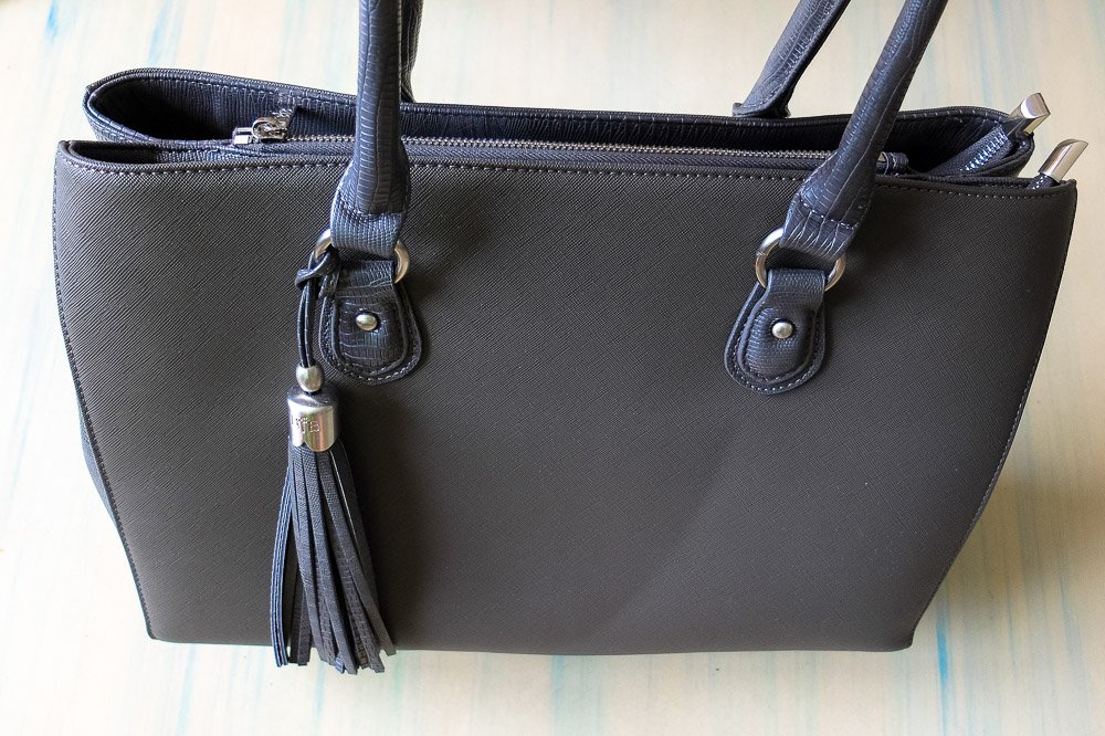 BfB Jennifer Laptop Tote and Its Tassel - My Best Friend Is a Bag