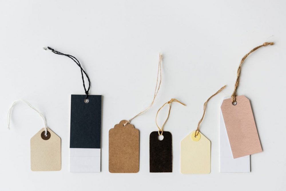 Simple luggage tags - Best luggage tags