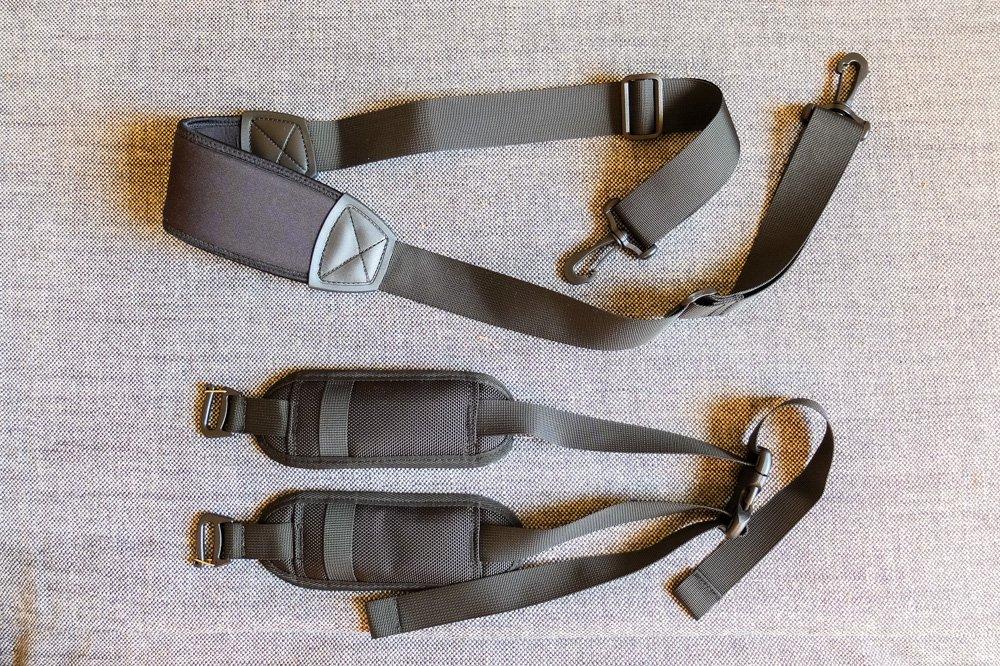 Standard Carry on Backpack - removable hipbelt and shoulder strap