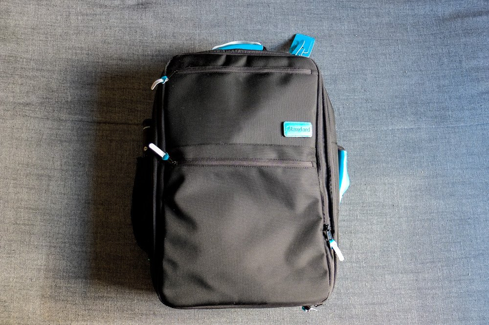 Standards Carry on backpack - front
