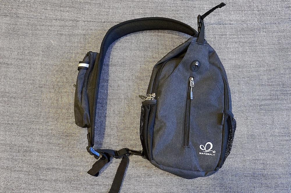 Waterfly Mini sling bag